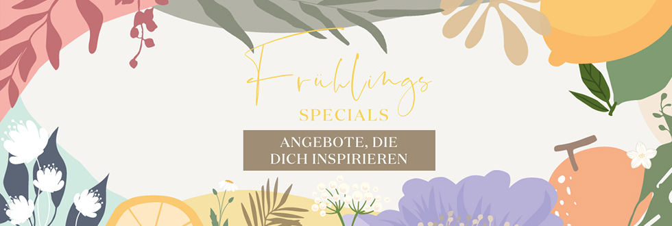 Frühlings Specials