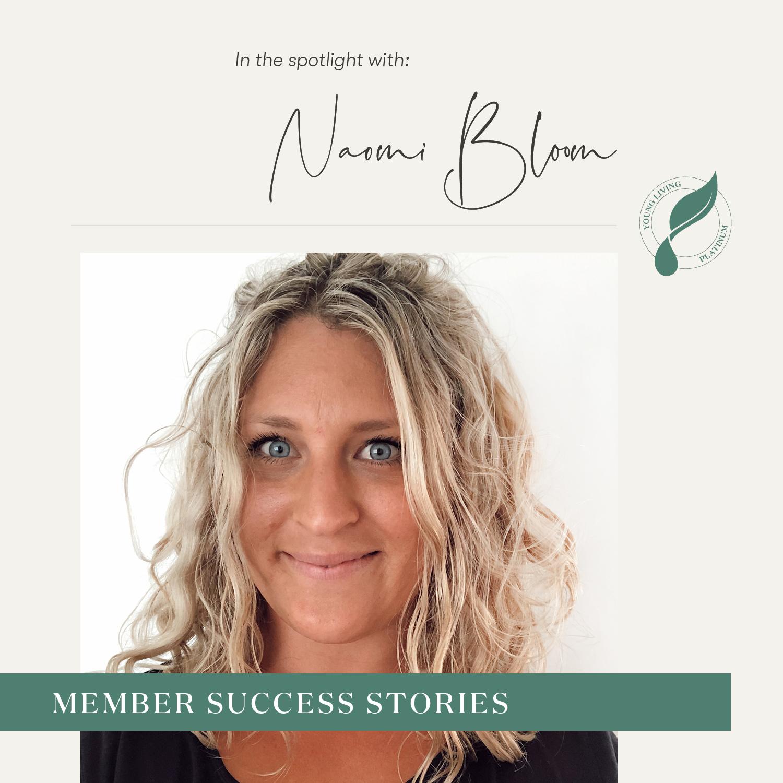 Naomi Bloom Platinum