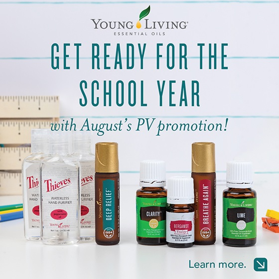 Young living coupon code