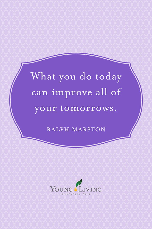 10 Essential Oil Quotes | Young Living Blog