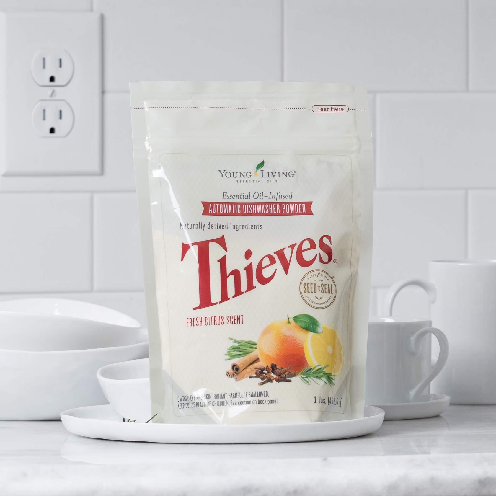 Jabón para lavaplatos automático Thieves