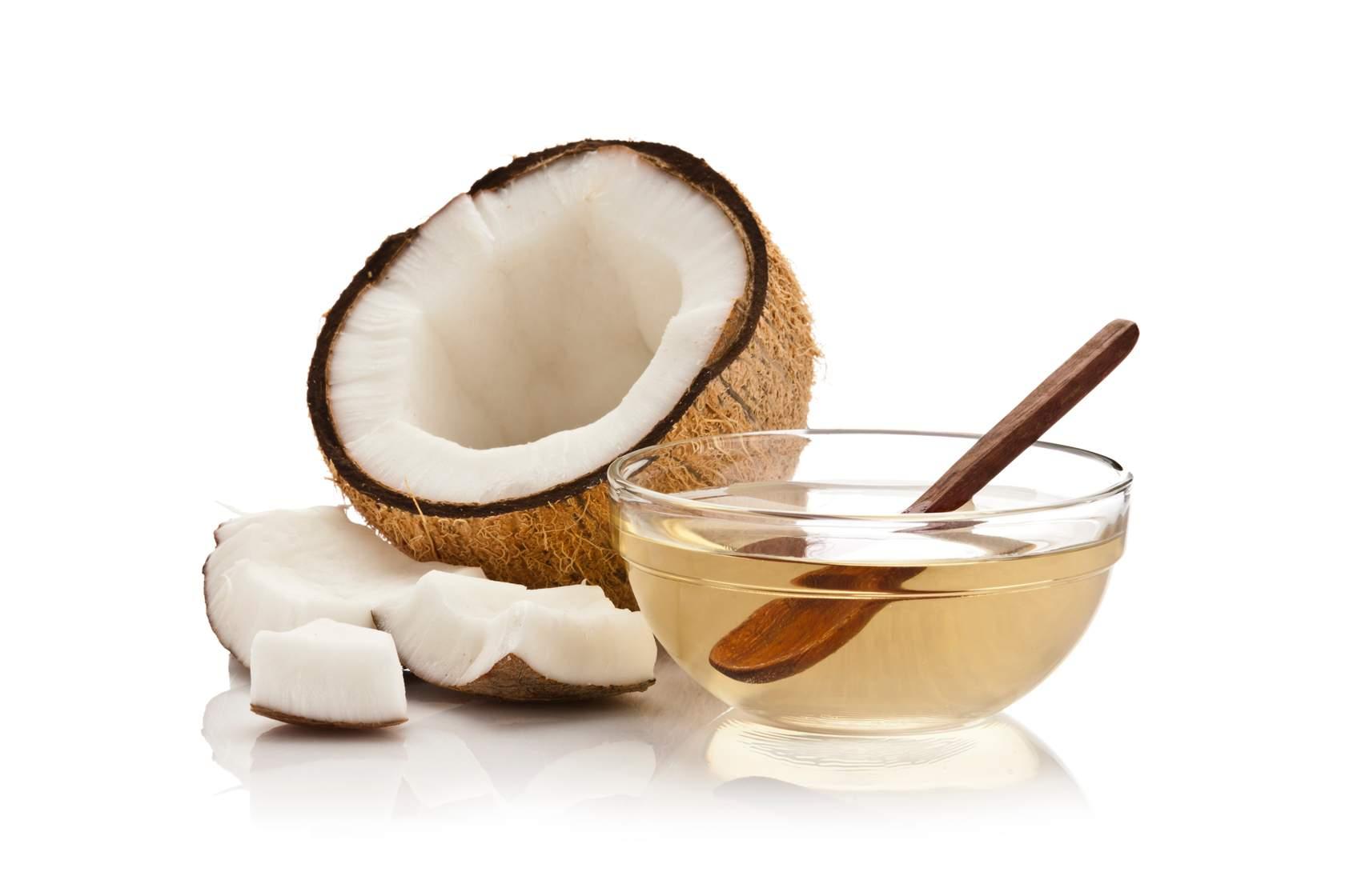 Aceite de coco para diluir aceites esenciales