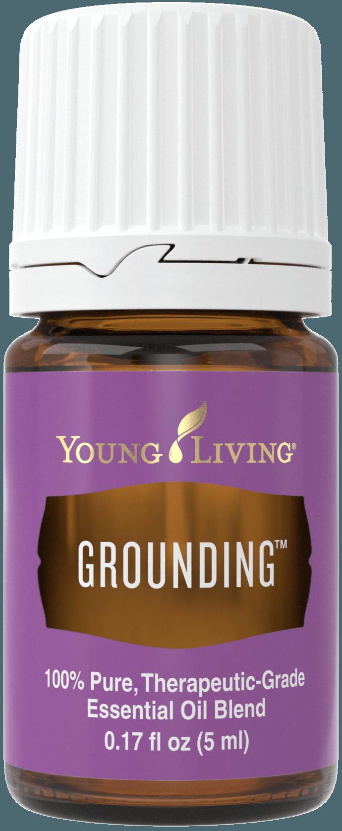 Aceite esencial Grounding