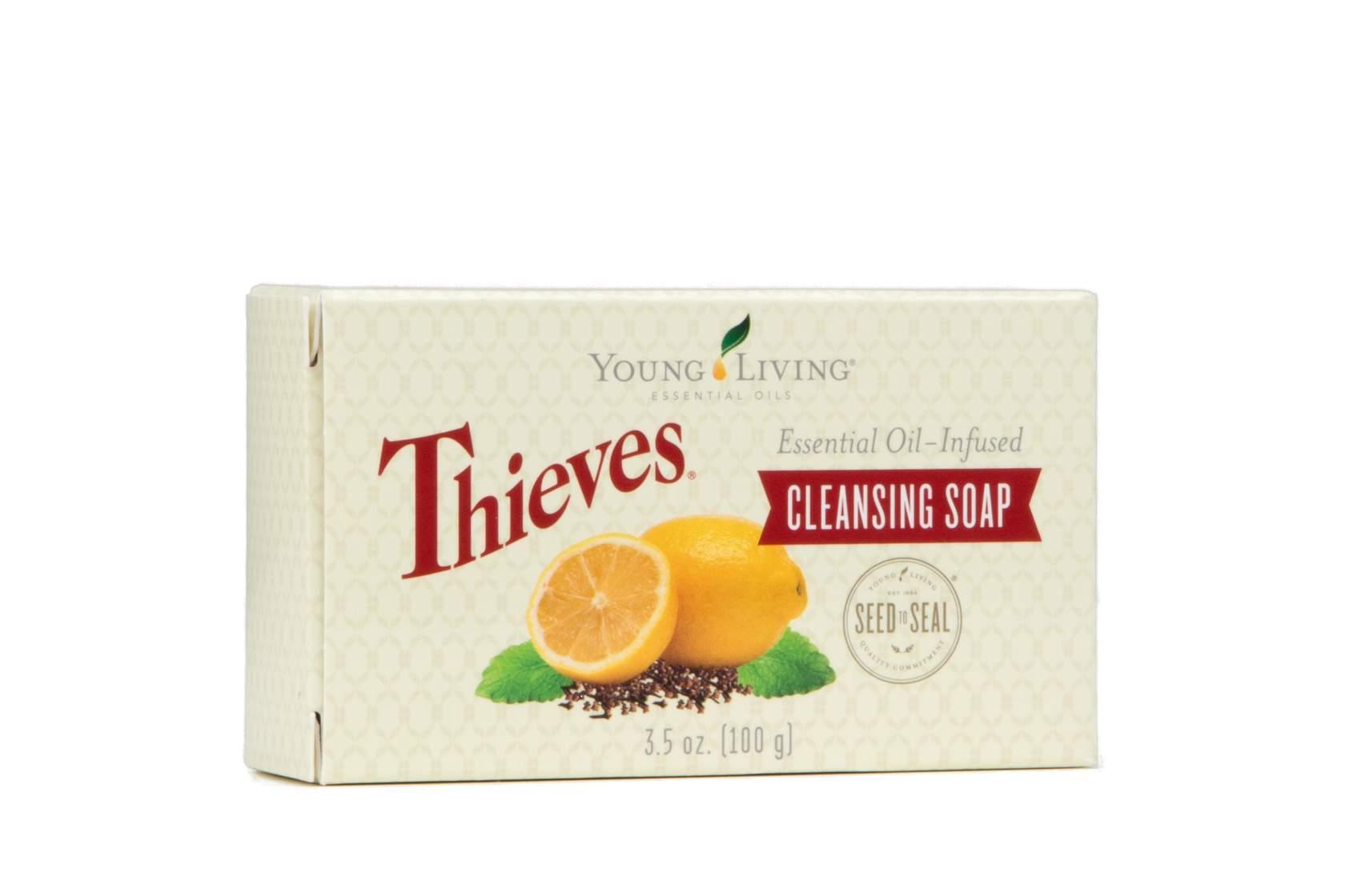 Jabón en barra Thieves