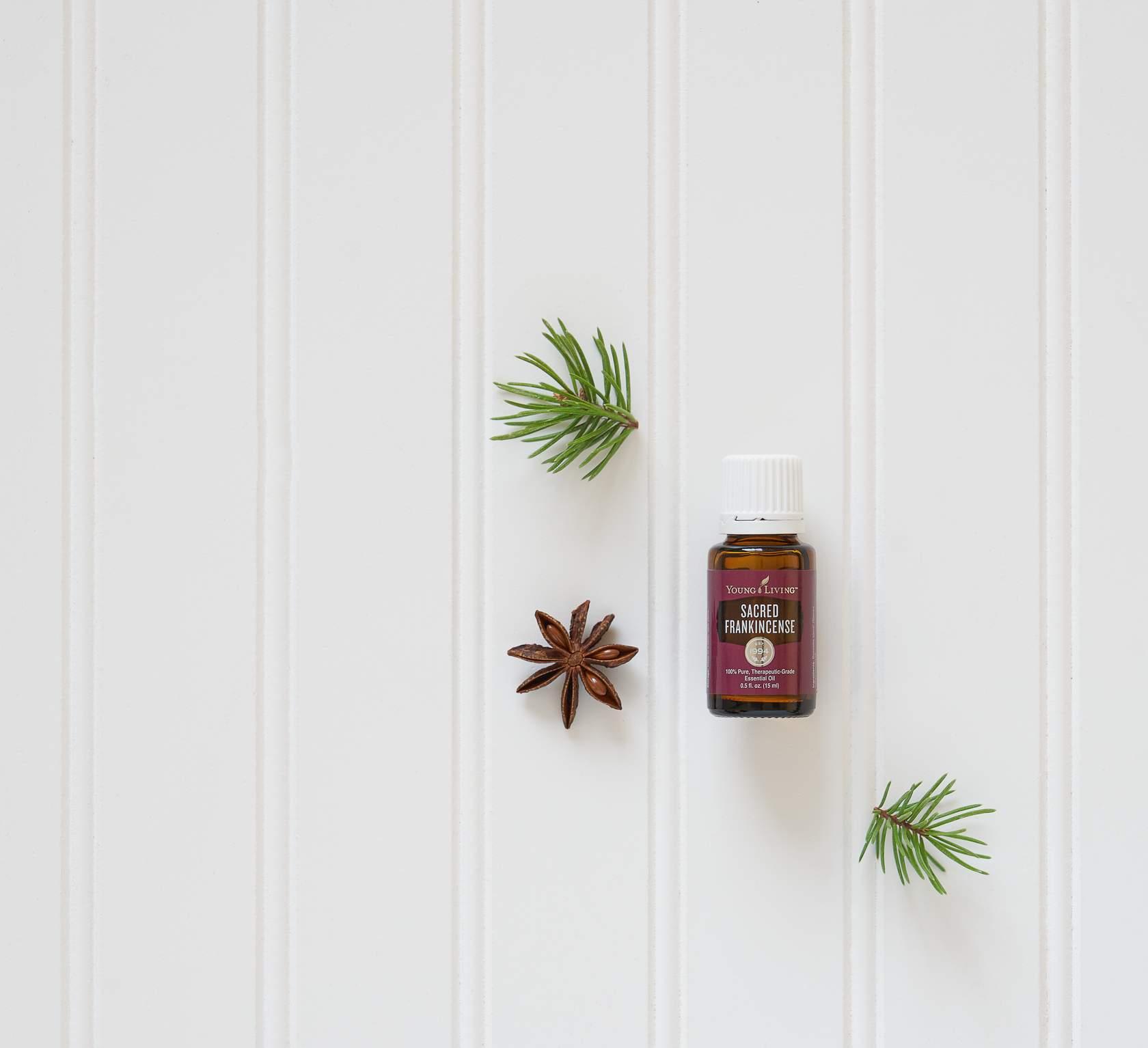 Aceite esencial Sacred Frankincense