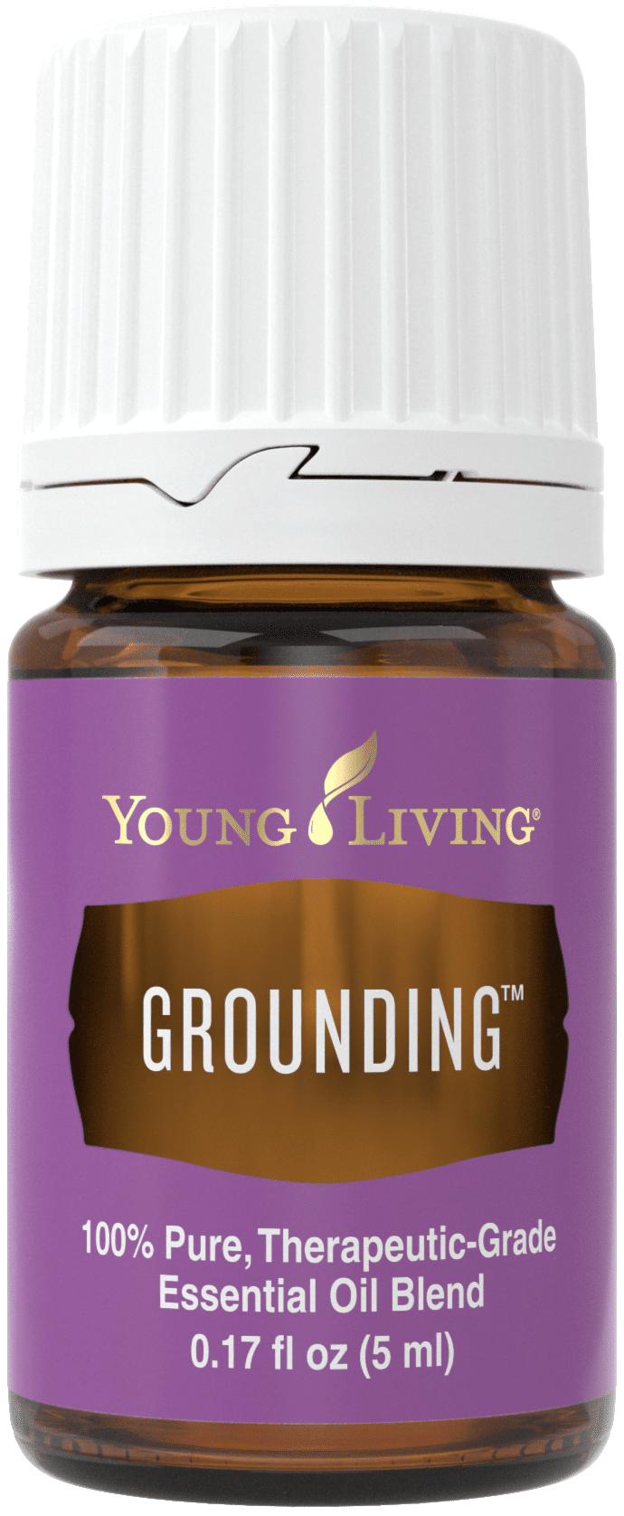 grounding essential oil
