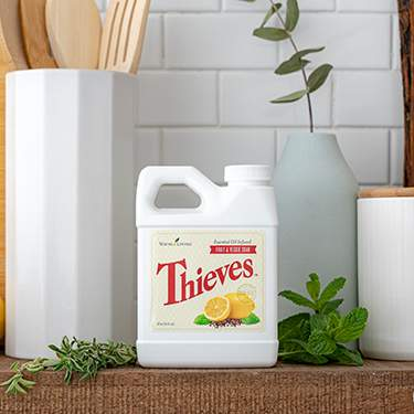 Thieves Veggie Soak