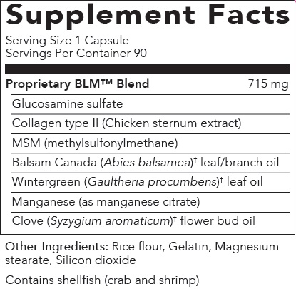 Supplement Information - BLM Capsules