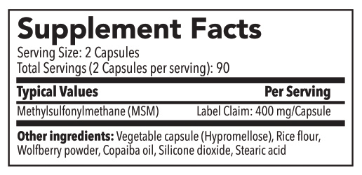 Sulfurzyme Capsules Young Living Essential Oils