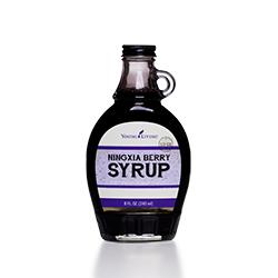 Gary's True Grit Ningxia Berry Syrup - 8oz