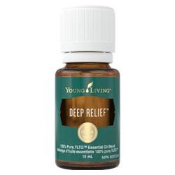Mélange d'huiles essentielles Deep Relief