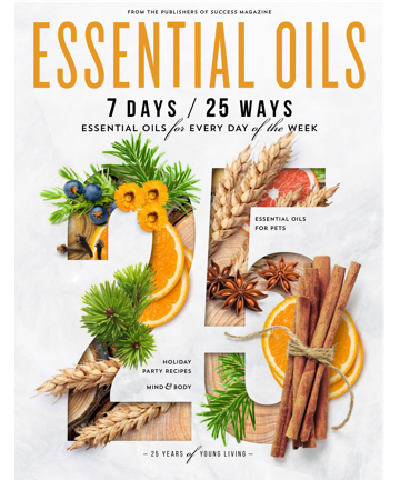 Revista - Essential Oils