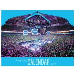 2017 Calendar - Single