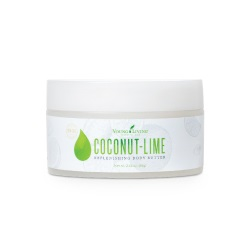 Coconut Lime Replenishing Body Butter