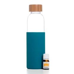 Water Bottle & Citrus Fresh Vitality
