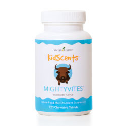 KidScents MightyVites Chewable Tablets