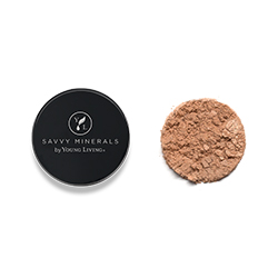 Poudre bronzante Savvy Minerals, Crowned All Over