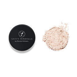 Savvy Minerals Foundation Powder, Cool No 1