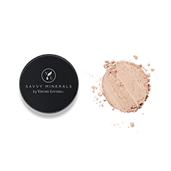 Savvy Minerals Foundation Powder, Cool No 3