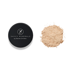 Foundation Powder, Warm No 2