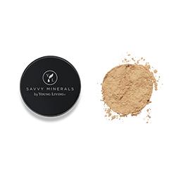 Foundation Powder, Warm No 3