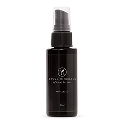 Misting Spray-Savvy Minerals by Young Living