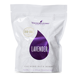 Lavender Calming Bath Bombs