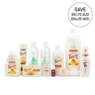 Healthy Body Essential Rewards Kit (AUS)