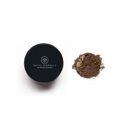 自然礦物眼影- 咖啡色