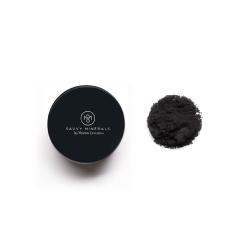 礦物眼線粉:墨黑