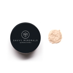 Savvy Mineral Foundation Powder - Warm No 1
