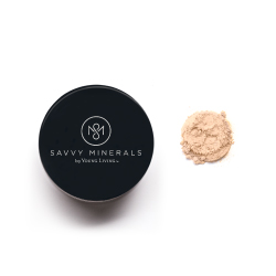 Savvy Minerals Foundation Powder - Warm No 2