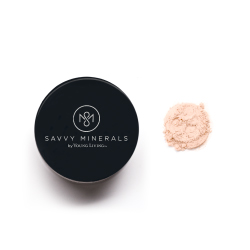 Savvy Minerals Foundation Powder - SM - Cool No 1