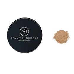 Savvy Minerals Foundation Powder - Dark No 1