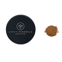 Savvy Minerals Foundation Powder - Dark No 3