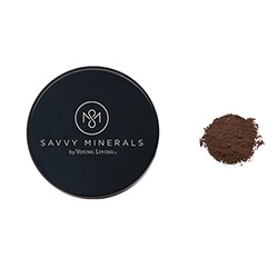 Savvy Minerals Foundation Powder - Dark No 4