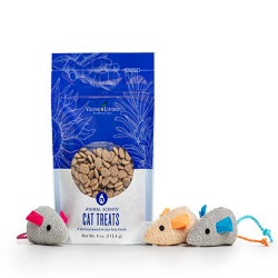 Animal Scents Cat Treat Set
