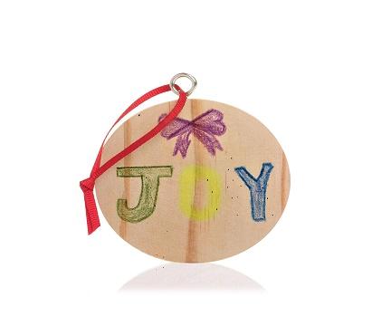 Adornos navideños - Fundación YL