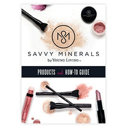 Savvy Minerals By Young Living Brochure-10pk (AUS)