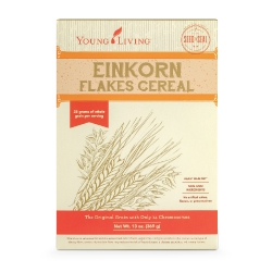 Gary's True Grit Einkorn Flakes Cereal