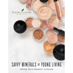 Savvy Minerals Product Catalog
