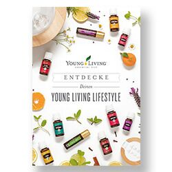 Folleto Descubre tu estilo de vida Young Living