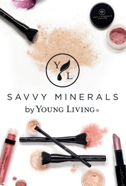 Savvy Minerals by Young Living Brochure