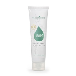 LavaMint Softening Foot Scrub