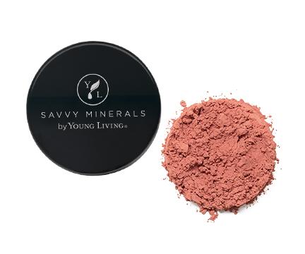 Savvy Minerals Blush - Serene