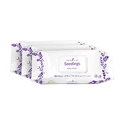Baby Wipes - 3 pack