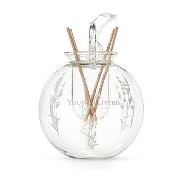 Glass Diffuser Ornament 2018