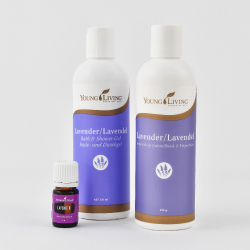 Lavender Bath & Body Set (EU)