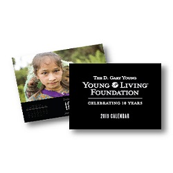 2019 Young Living Foundation Daily Calendar
