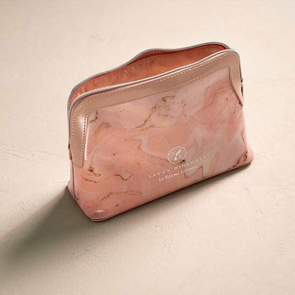 Savvy Minerals Cosmetic Case (EU)